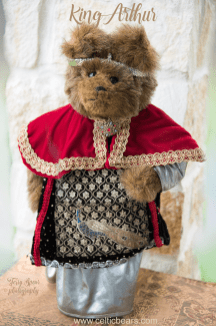 King Arthur bear 1500 054