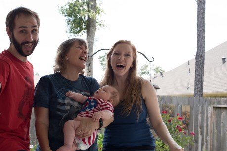 4th july baby and kids all of us laughing 600 061