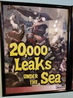 20,000 Leaks Under the Sea
