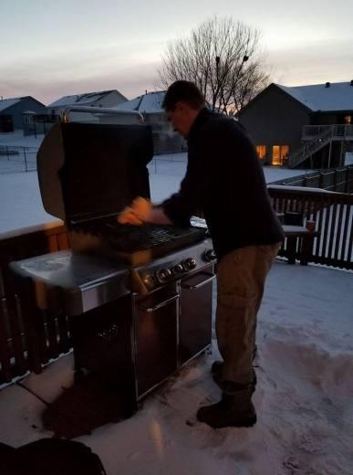 hardcore grill chef