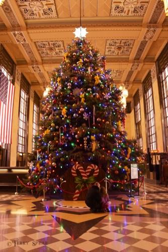 train station museum 1000 Christmas tree 193