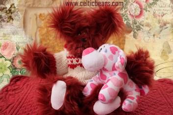 heart bears-red 1000 013
