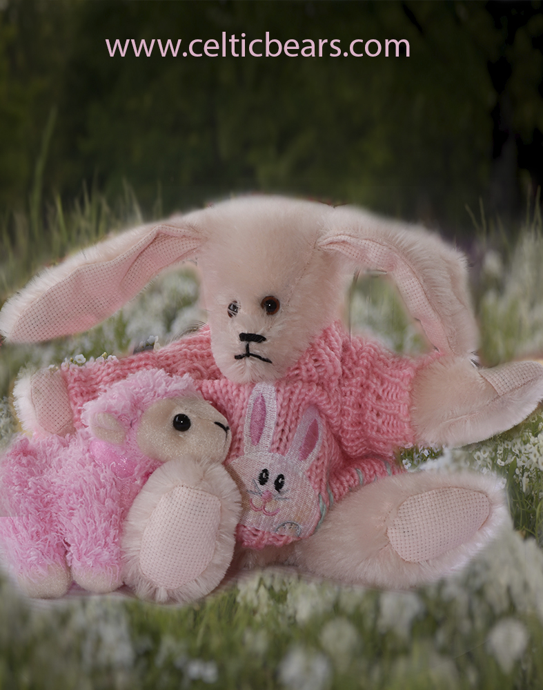 pink mohair Easter 1000 014