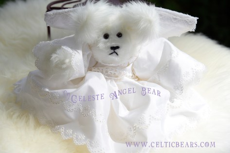 Celeste Angel Bear 1000 007