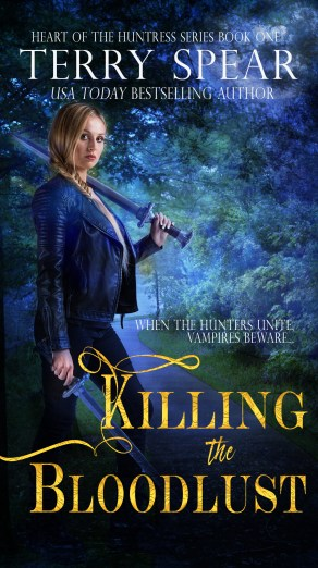 Killing the Bloodlust cover new blue swords2 with font 2000