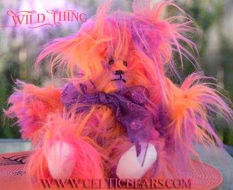 Wild Thing Bear 1000 008