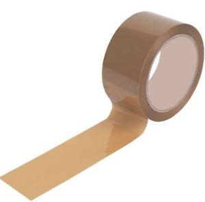 strong brown parcel tape for your removal