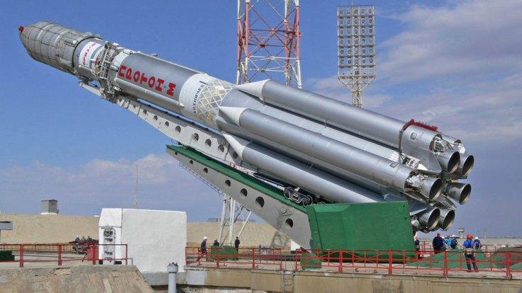 Russian Rocket