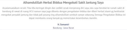 testimoni-PENGOBATAN ALTERNATIF DI Soreang, Kab. Bandung