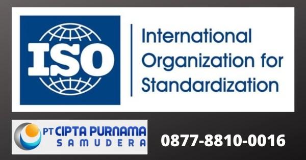 Jasa Konsultan & Sertifikasi ISO Via Online Di Jakarta Utara