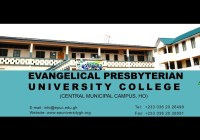 Evangelical Presbyterian College of Education Cut off Points