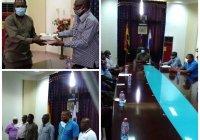 Ho MCE Donates To Ho Technical University