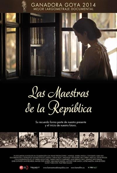27.02.2019 Documental «Las maestras de la república»