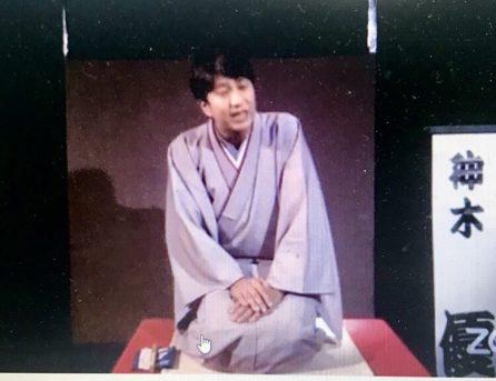 神木優さんの「オンライン落語」サードプレイス・フェス