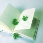 ブログを始める前に、日記を書いていたらとても練習になりました!