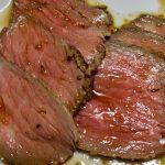 ローストビーフをオヤジの簡単レシピに加えよう!
