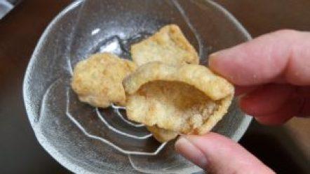 モッツアレラしっとり煎餅