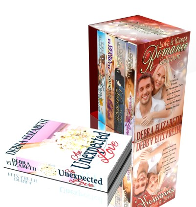 "3D boxset with ""real books"", each book is modeled individually"