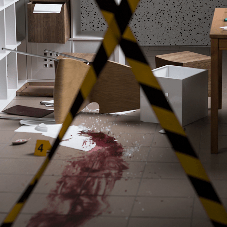 ABRA Crime and Trauma Cleanup Restoration Course - crime scene cleanup, blood cleanup