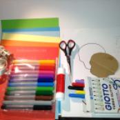 materiale-teschio-zucchero-con-carta