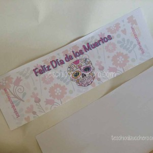 Riciclo Contenitore CD - Dia de Muertos06