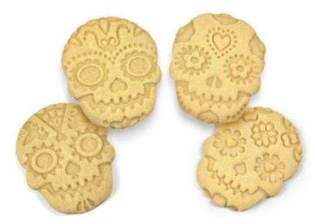 biscotti - teschio messicano