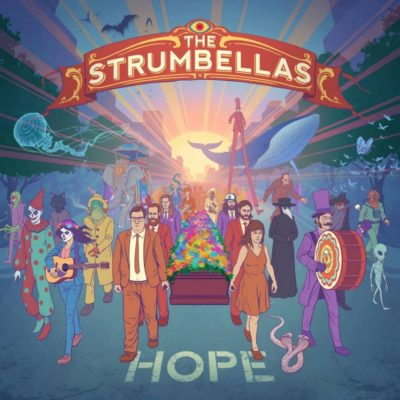 Spritis-The-strumbellas-album