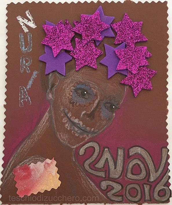 Cartoline-Mail-ART-Nuria-Metzli