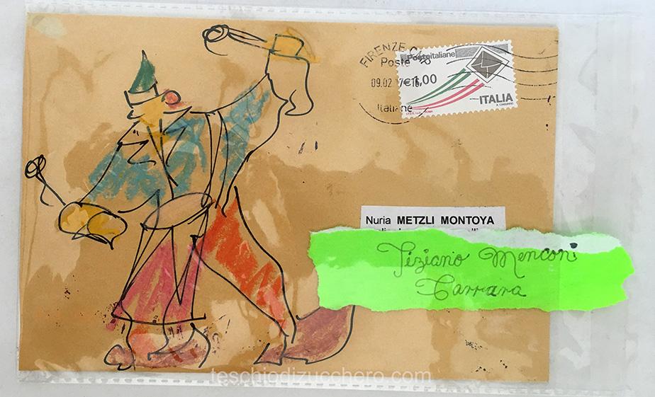Cartoline-Mail-ART-Tiziano-Menconi