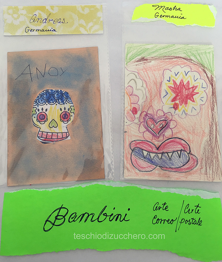 Cartoline-Mail-ART-bambini