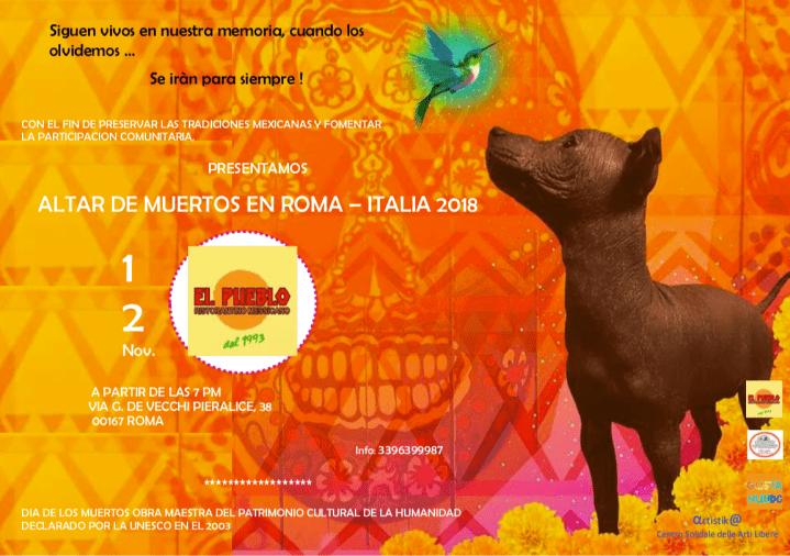 dia-de-los-muertos-italia-2018-roma