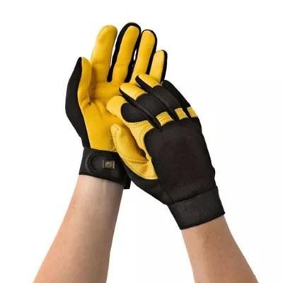 Buy Gold Leaf Soft Touch Gardening Gloves Mens from our ...
