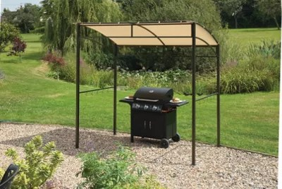 Buy BBQ Gazebo With Sloping Roof From Our Gazebos