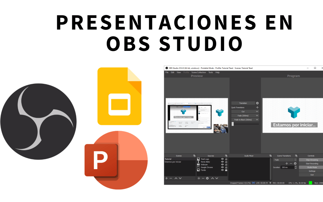 OBS + Google Slides