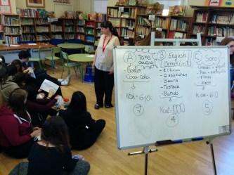 Semana de la Ciencia 2015 en el Instituto Cañada Blanch de Londres