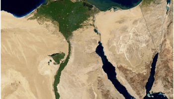 Northern Section of the Nile