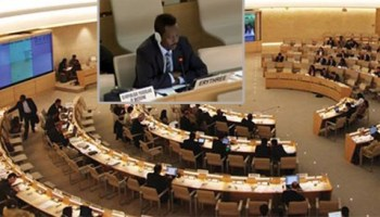 Eritrea made it clear the it will only accept 92 out of the 200 recommendations presented during the 18th Working Group session of the UPR, based on the validity, relevance, practicality and timings