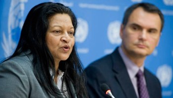 """It is a disservice to the UNHRC in general and the people of Eritrea in particular to continue to present Keetharuth as an """"independent"""" Rapporteur, when her past and present activities against the State of Eritrea shows otherwise"""