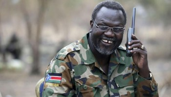 Ethiopia furnishes office of the South Sudanese rebels political and diplomatic offices in its capital. Ethiopia allowed, while all the neighboring countries deny, every defecting government official to operate from the Addis Ababa rebel office