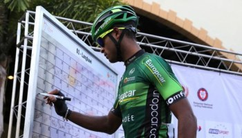 Europcar rider looking to continue good form in Tour de Langkawi