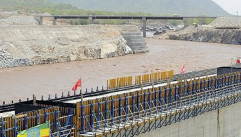 """Khartoum will """"hold Egypt fully responsible if structural failure of the dam results in Sudan's flooding."""