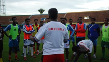 The New York Times continues to provide shoddy and biased coverage of Eritrea, lacking in context and ignoring the role of forces behind politicized transnational migration. (Photo: The 18 missing Eritrean football players)