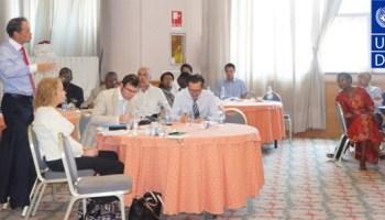 The Eritrea Development Partners' Forum revived