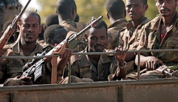 Is South Sudan heading to degenerate? Ethiopia host and chair the on and off South Sudan peace process and one of its General lately appointed to head UNMISS. With its long time allegiance with rebel leader Reik Machar, Ethiopia's troop deployment is going to be part of the problem than the solution.