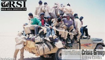 Evidence based critical analysis of the ICG report and its policy recommendationsons on Eritrea Exodus by the Red Sea Institute