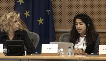 """The EU Human Rights Committee condemns the systematic prosecution of political opponents for """"treason"""" and """"terrorism"""" by the Ethiopian government to curb freedoms of expression and association in the country"""