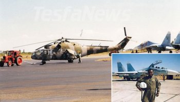 TURMOIL.  A series of defection scandals hit the Ethiopian Air Force hard both in terms of qualified man power as well as military aircraft