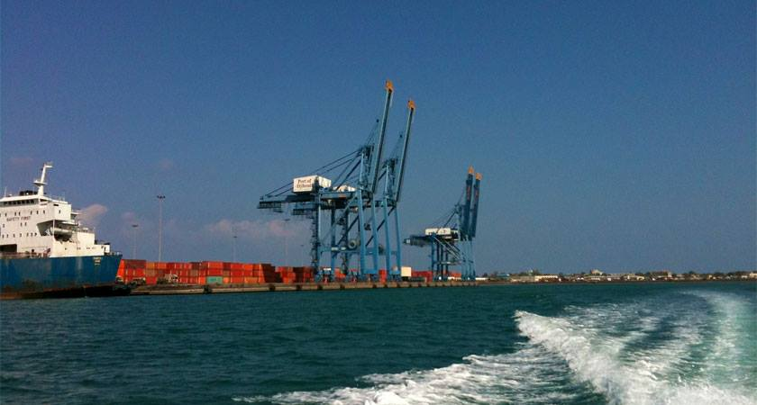djibouti port congestion for Ethiopia food aid