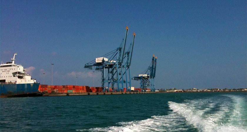 djibouti port congestion for Ethiopia food aid