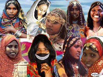 the nine Eritrean tribes